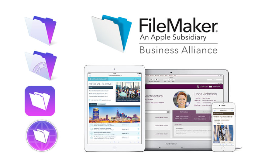 Custom Business Apps | Paperless Workflow | Filemaker Developer | Calgary, Alberta